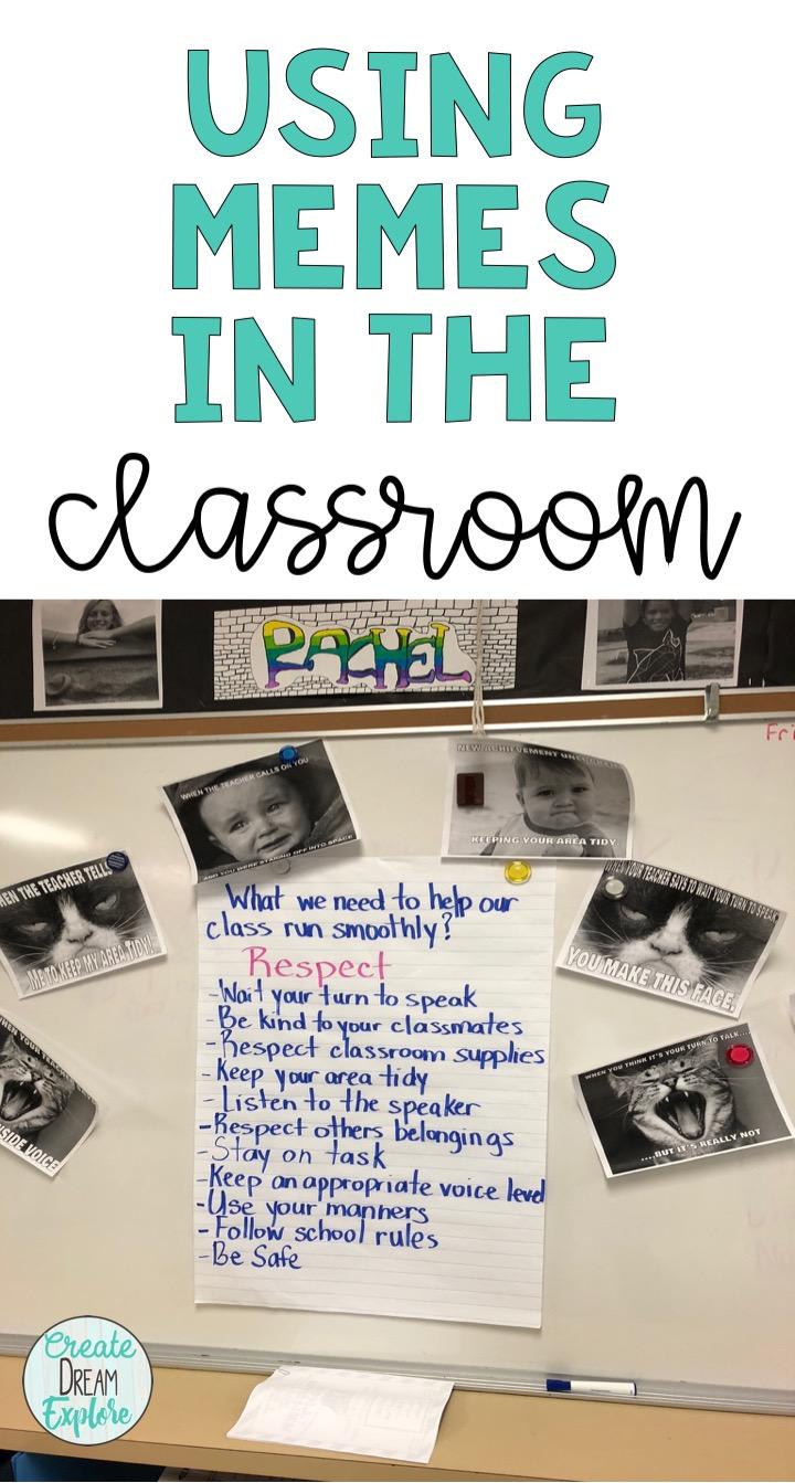 Using Memes in the Classroom | Create Dream Explore