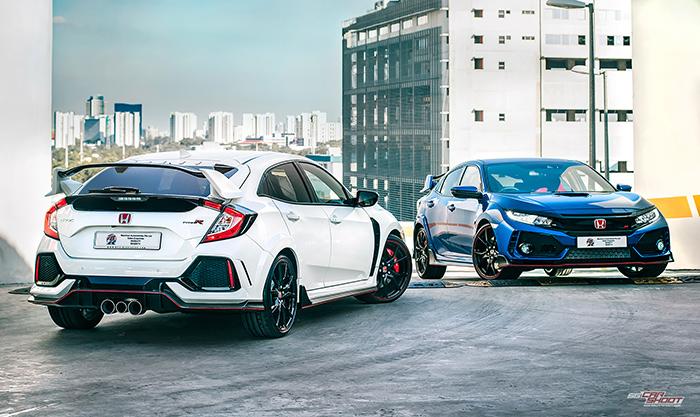 Honda Civic Commercial >> Honda Civic Type R Fk8 2 0l Vtec Turbo Sgcarshoot Singapore