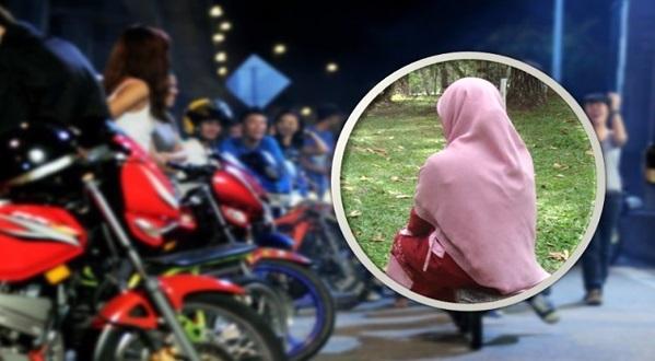 9 Tahun Bercinta Dengan Mat Rempit, Gaji Sikit, Solat Berterabur. Lahir Anak Pertama, Apa Yang Dia Lakukan Buat Aku TAKJUB !!!