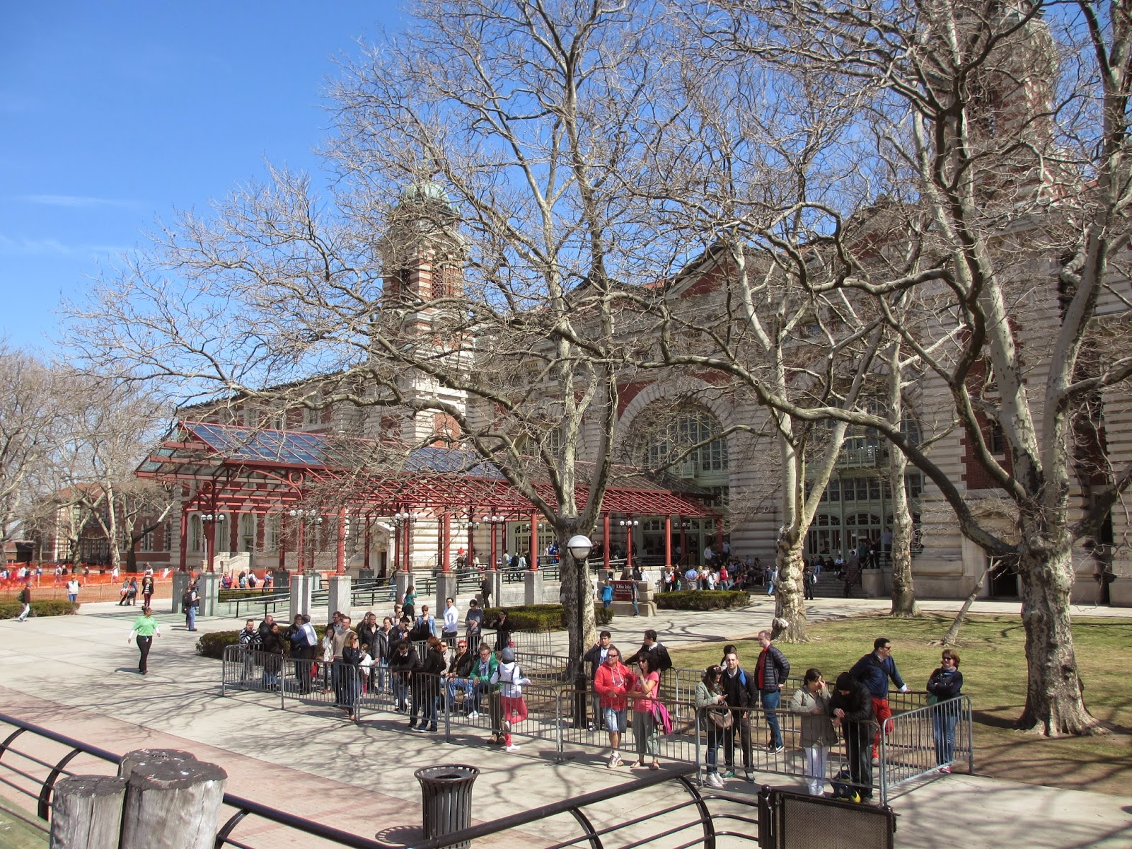 Visitar a ESTÁTUA DA LIBERDADE e Ellis Island – A entrada na Terra Prometida | EUA
