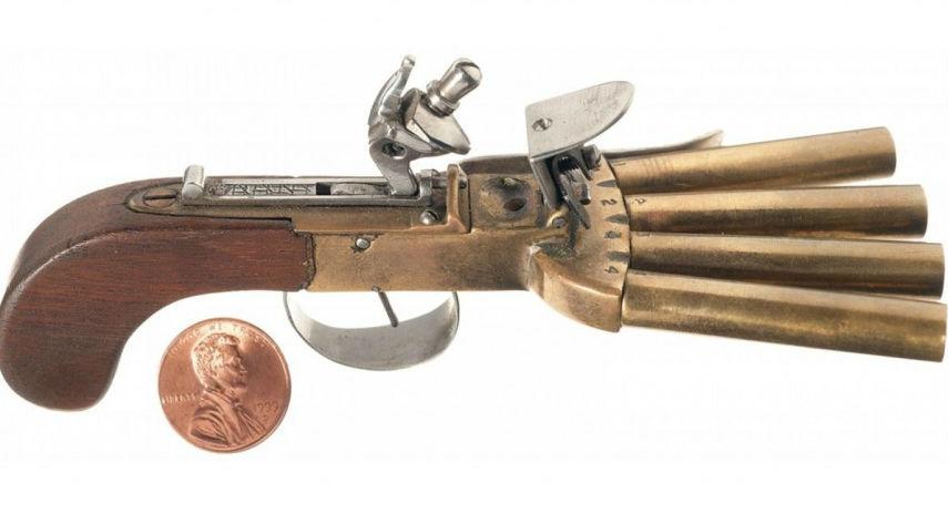 8 Senjata Paling Buruk Yang Pernah Dibuat