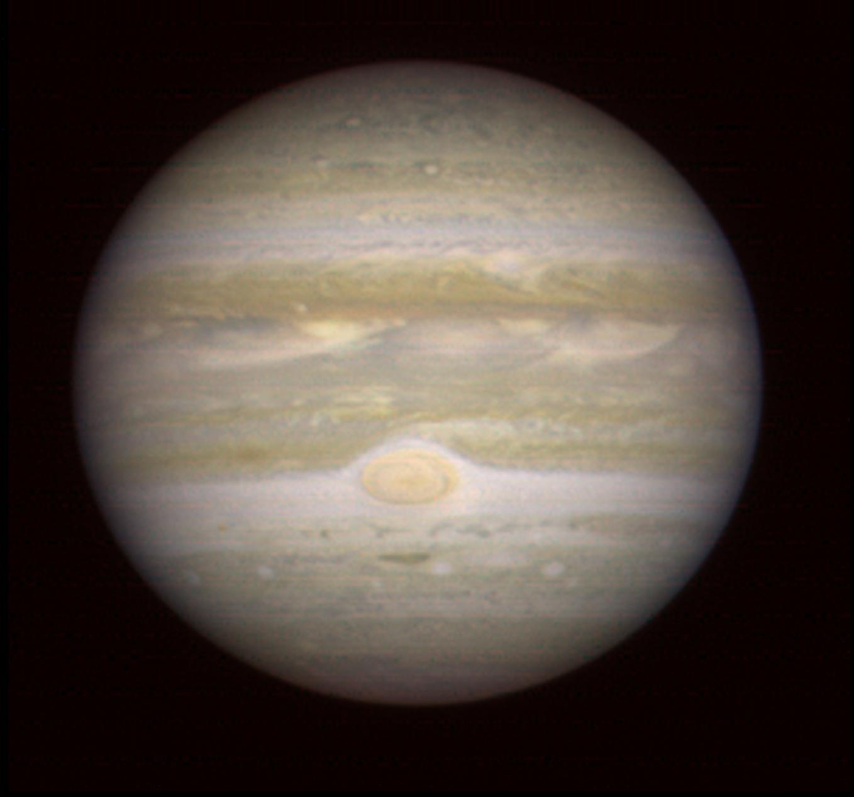 Recorrido espacial: Planeta Exteriores (Júpiter, Saturno ...
