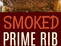 Smoked Prime Rib Recipe