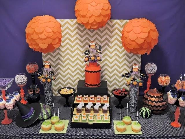 Fazendo a Minha Festa Infantil: Ideias para o Halloween!