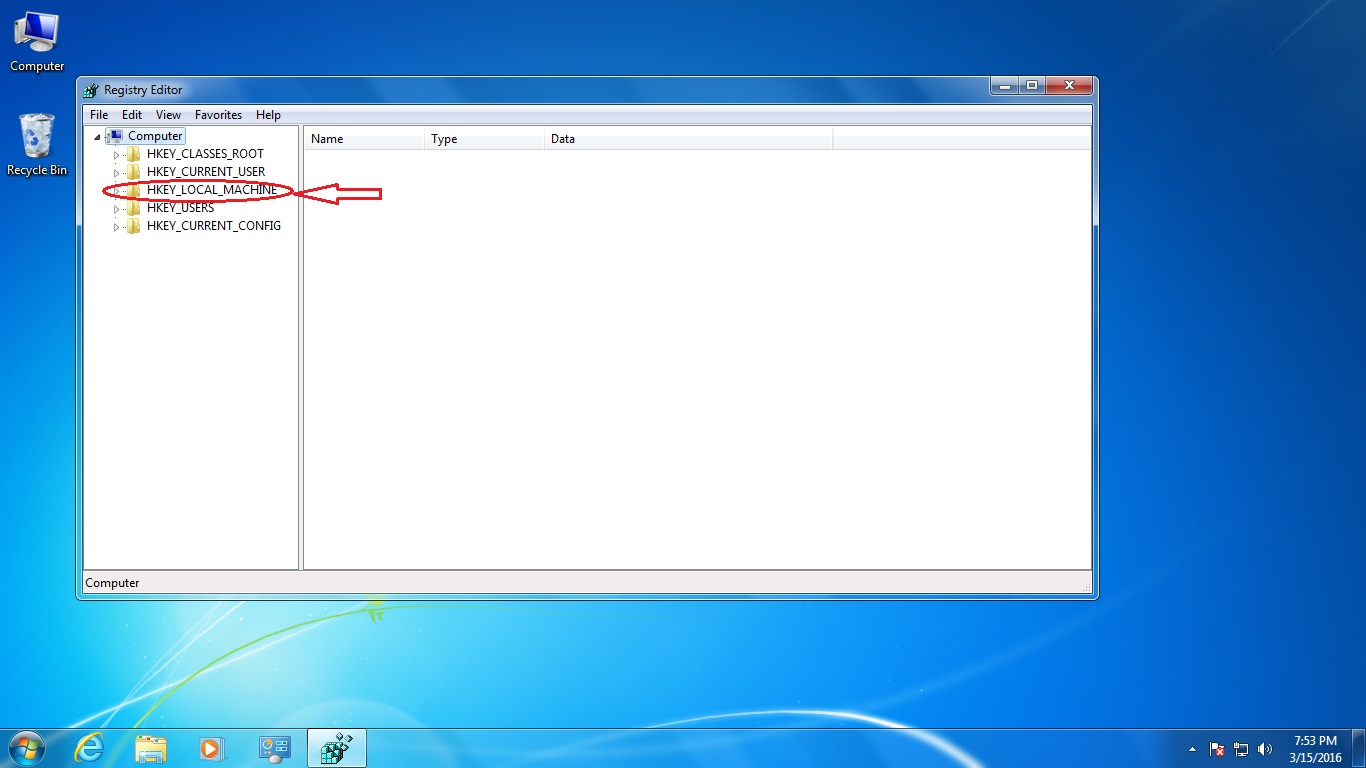 how to change screen background windows 7