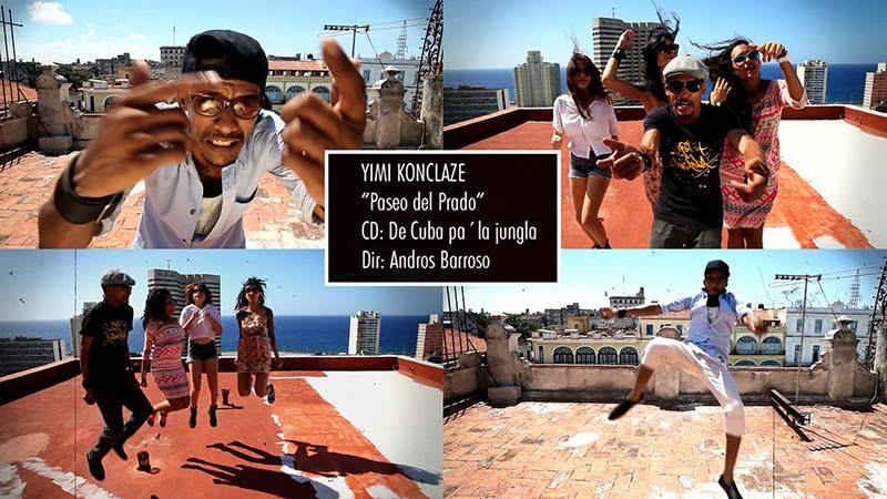 Yimi Konclaze - ¨Paseo del Prado¨ - Videoclip - Dirección: Andros Barroso. Portal del Vídeo Clip Cubano