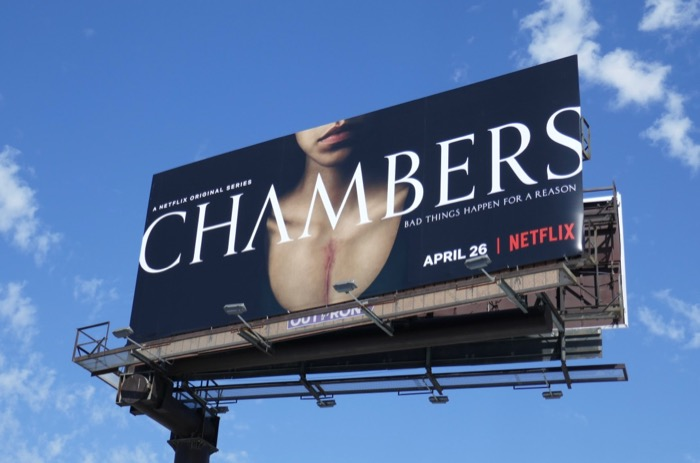 Chambers season 1 billboard