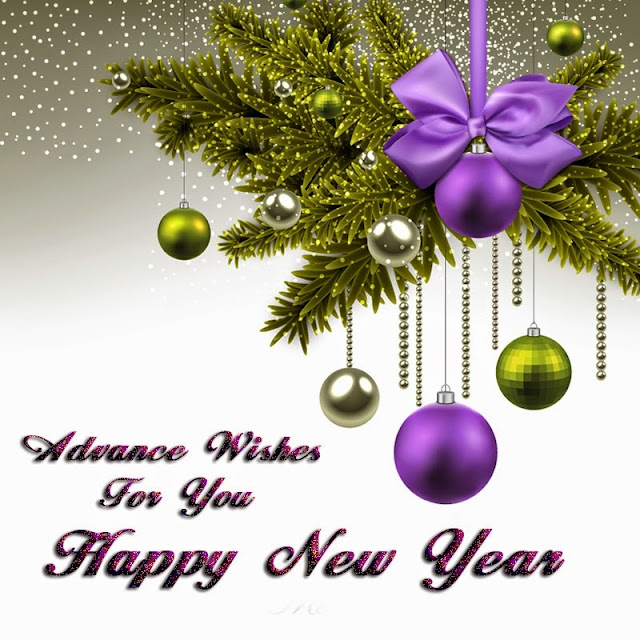 Advance happy new year sms2018