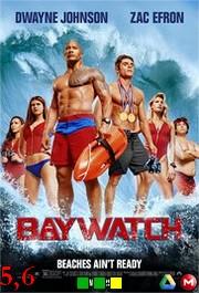 Baywatch – S.O.S Malibu – Dublado