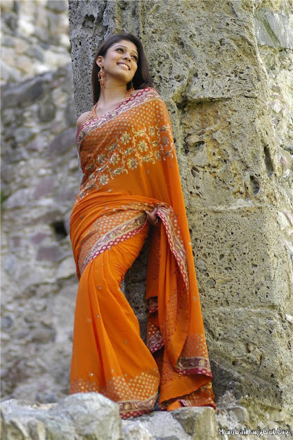 Contemporarily sarees
