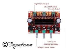Power Class D 2.1 TPA 3116 Digital Amplifire Cara Pemasangan dan Ulasan Lengkap nya