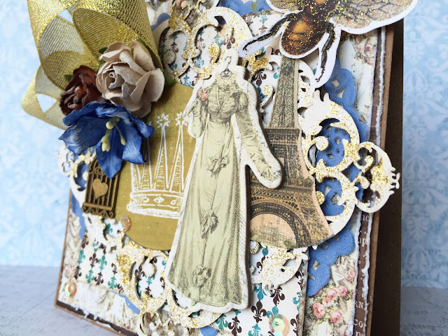 scrapbooking french