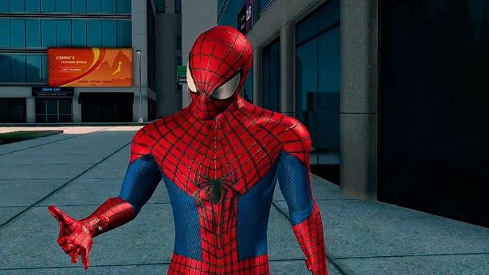 A Gameloft(desenvolvedora de jogos para celulares) nos apresentou o  primeiro trailer de sua versão de The Amazing Spider-Man 2 para celular 6839795439af3