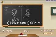 Classroom Cricket