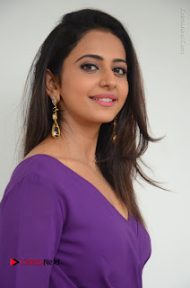 Actress Rakul Preet Singh Latest Stills in Beautiful Long Dress  0010.JPG
