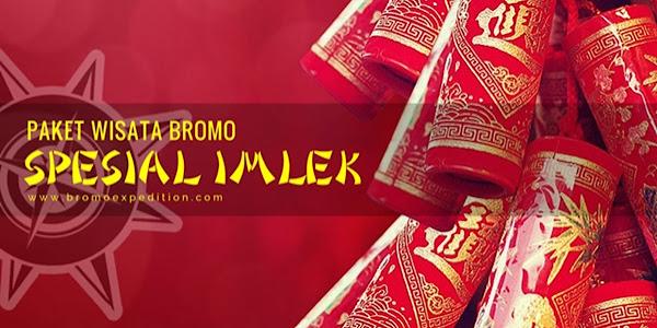 Paket wisata Bromo spesial Imlek