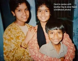 Devi Family pics