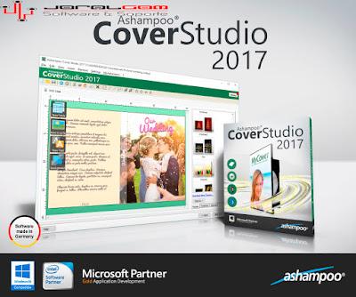 Ashampoo Cover Studio 2017 - Crea etiquetas, cubiertas y libretos con facilidad!!