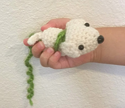 A Gamer's Wife: Pattern: Puppy in My Hand