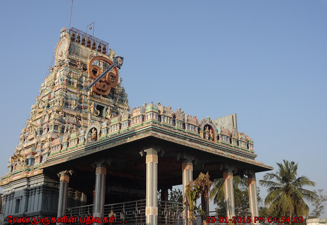 Vallakottai Murugan Temple