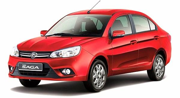 Kereta Paling Jimat Minyak di Malaysia 2016 - Proton Saga