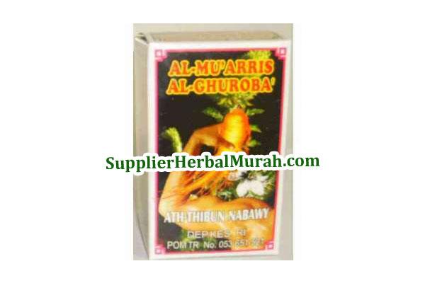 Al Mu'arris 250 gr (Madu+Zaitun+Habbatussauda+Herba Vitalitas)