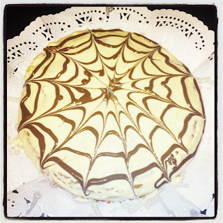 http://laurasbestrecipes.com/2009/10/zoes_halloween_marble_spider_cake/