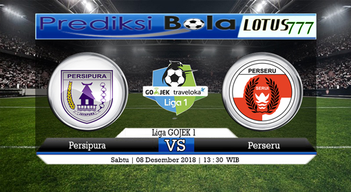PREDIKSI SKOR Persipura vs Perseru 08 DESEMBER 2018