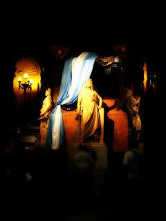 Túmulo do General Jose de San Martin na Catedral de Buenos Aires