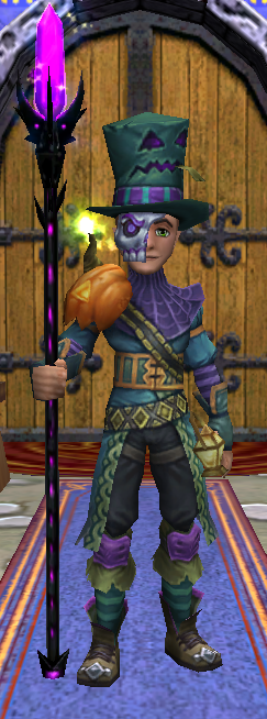 Wizard101 Harrowing Nightmare Hoard Pack