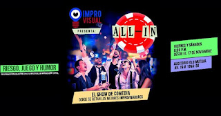 ALL IN: Show de Improvisación 2