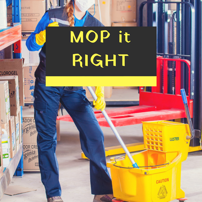 Mop It Right The Best Way To Keep Your Floors Clean Passions Of A