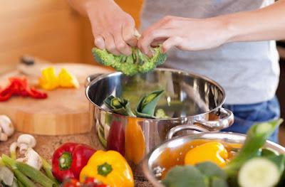 Makanan Sehat Untuk Mengontrol Kolesterol Setelah Lebaran