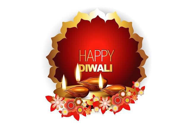 Diwali Diya Clipart