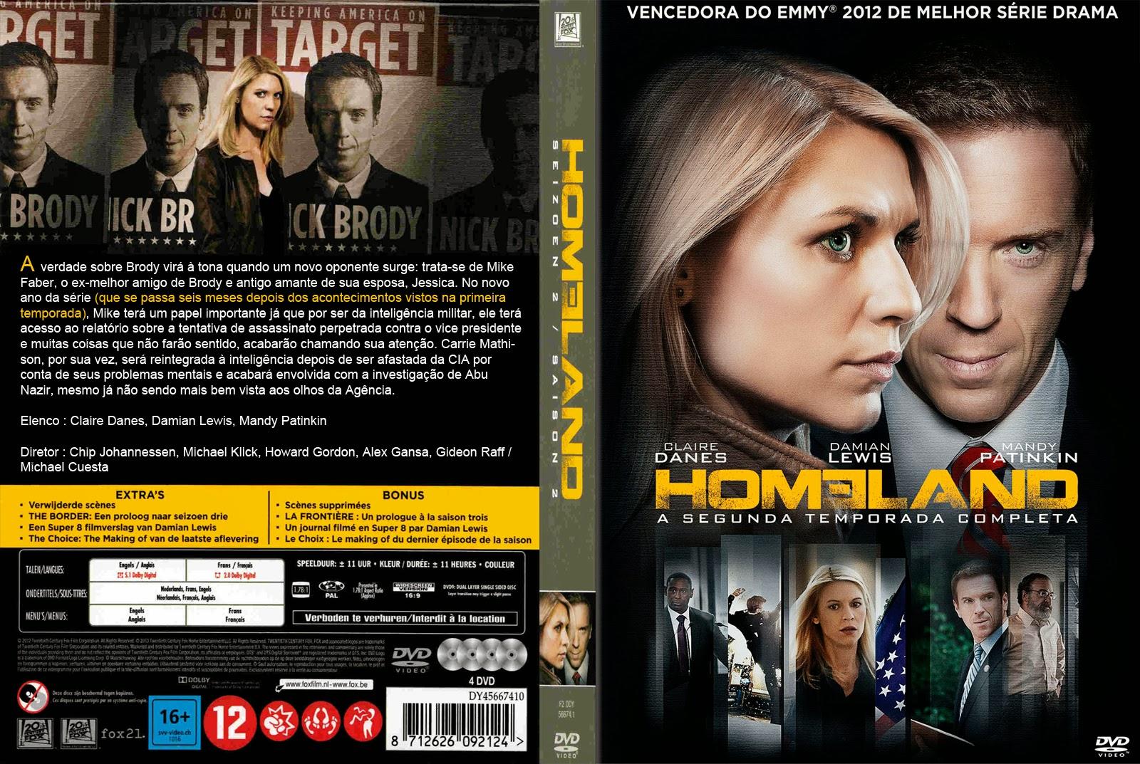 Homeland Season 7 Dvd Release