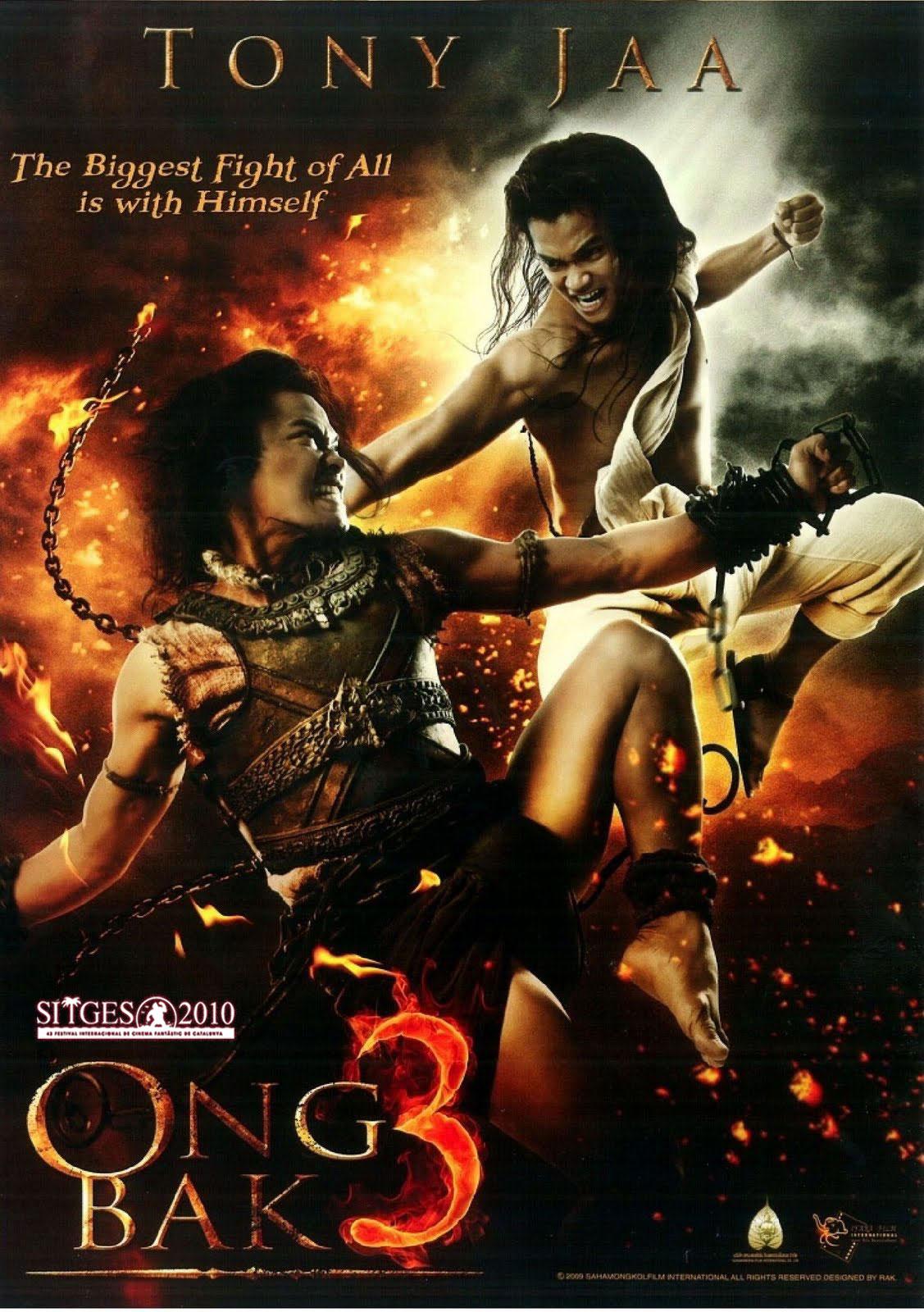Ninjas 4 Asia: Seleca Visión obtiene los derechos de Ong Bak 3