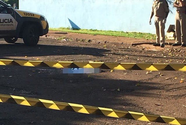 Ônibus escolar atropela e mata criança de dois anos
