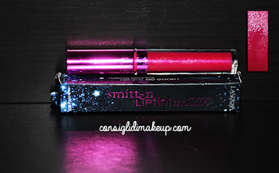 Review: Smitten Lip Tint Mousse in Enchanted - LA Splash