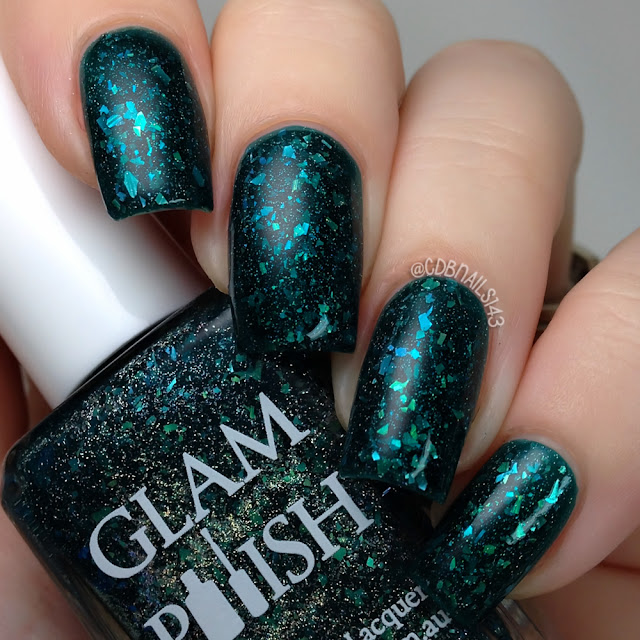 Glam Polish-Werewolf of Fever Swamp