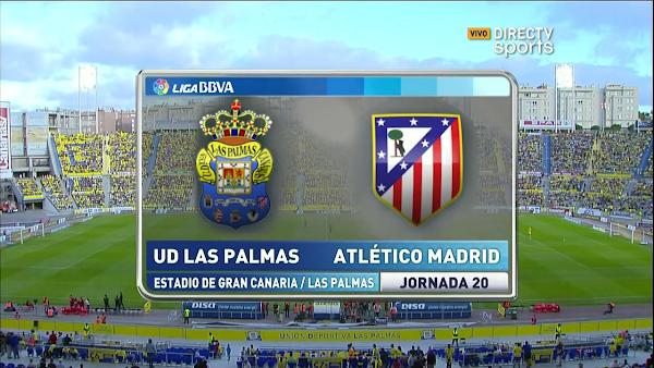 Video Liga Spanyol Terbaru: Gol Las Palmas vs Atletico Madrid