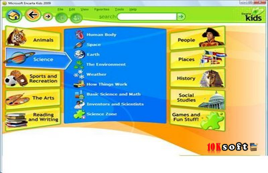 Microsoft Student 2009 Free Download