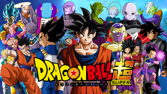 Dragon Ball Super - Top 10 Anime Ranked by Number of Viewers