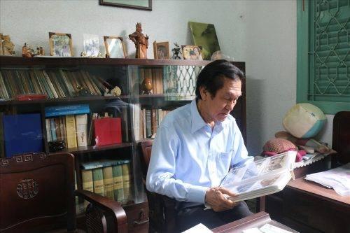 PGS TS Nguyễn Mạnh Hùng