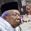Tempat Terbatas, Ma'ruf Amin Tak Dilibatkan Pertemuan Jokowi dan Ketum Parpol