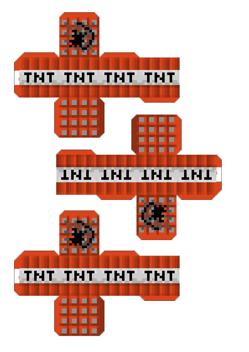 Mini At Least: Papercraft: Minecraft V (Arena-Sand ...