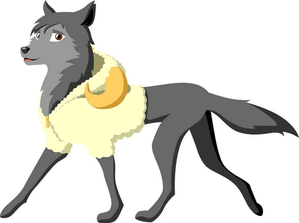 Stories for Kids - A Wolf in Sheep's Clothes