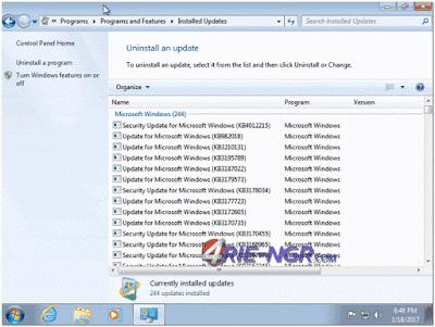 Windows 7 Ultimate SP1 x86/x64 March 2017 Incl Update