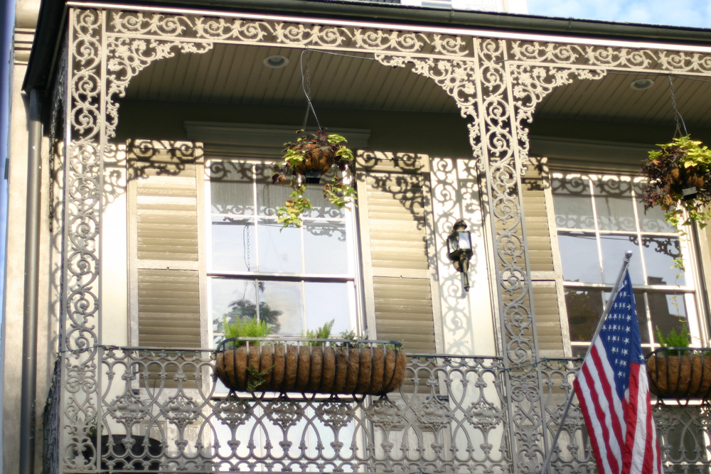 New Orleans - A Photographic Foray through the French Quarter - Flax