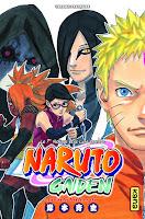 Masashi Kishimoto - Naruto Gaiden