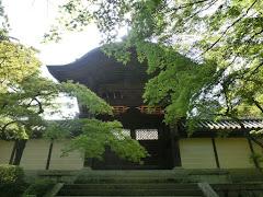 光明寺勅使門